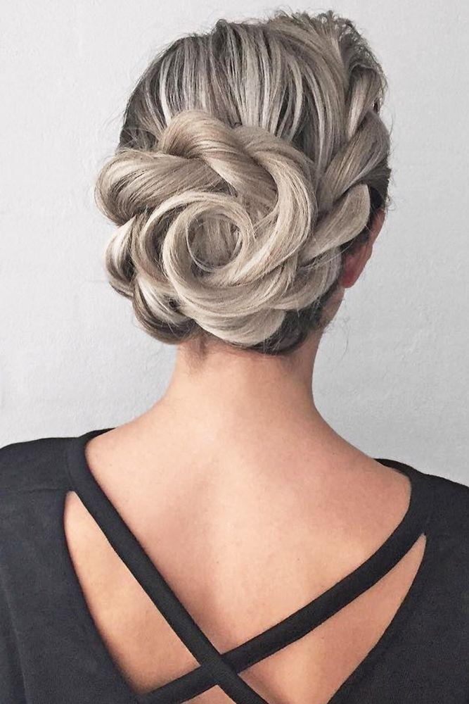 30 Overwhelming Boho Wedding Hairstyles ❤ boho wedding hairstyles creative flo...