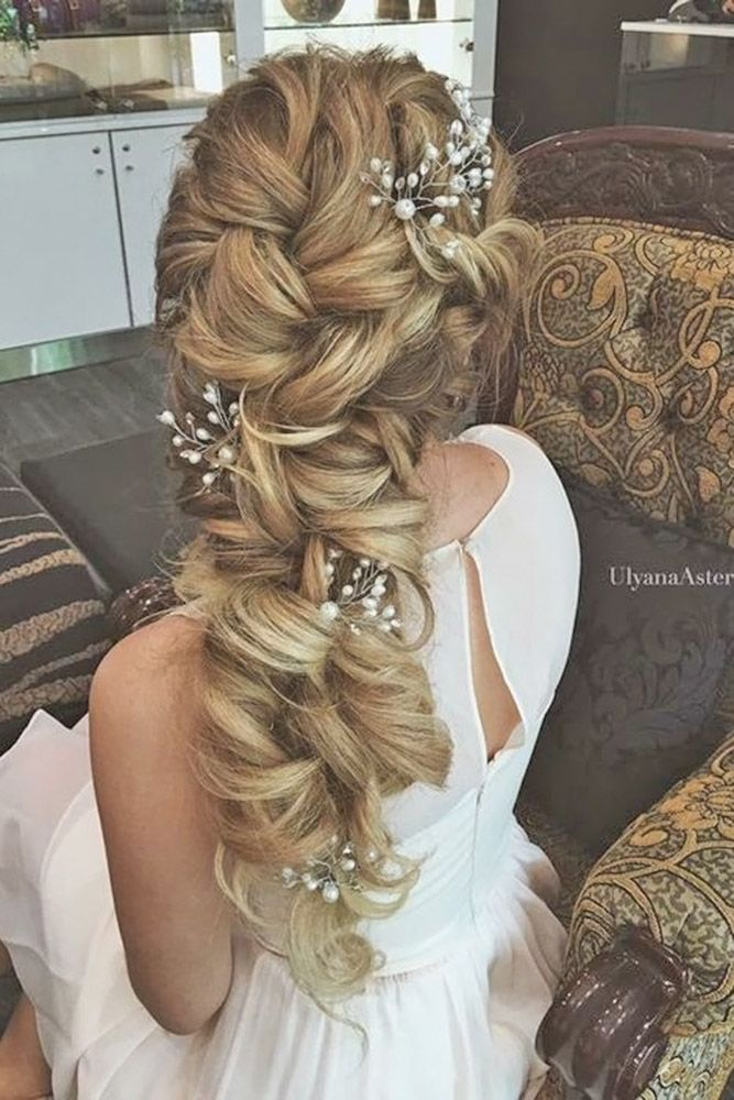 30 Pinterest Wedding Hairstyles For Your Unforgettable Wedding ❤ If you are in...