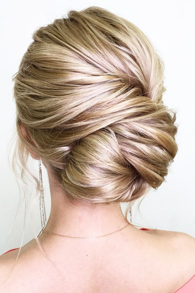 36 Most Outstanding Wedding Updos For Long Hair ❤ See more: www.weddingforwar....