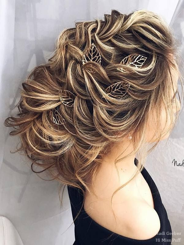 100 Wedding Hairstyles from Nadi Gerber You'll Want To Steal   Hi Miss Pu...