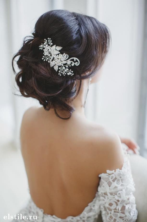 20 Fabulous Wedding Hairstyles for Every Bride | www.tulleandchant...