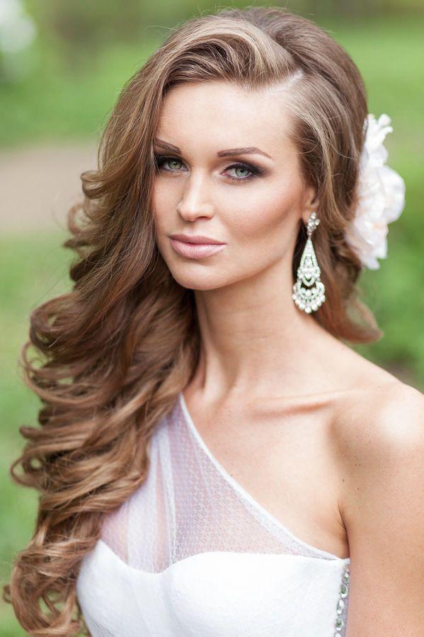 26 Perfect Wedding Hairstyles with Glam | www.deerpearlflow...