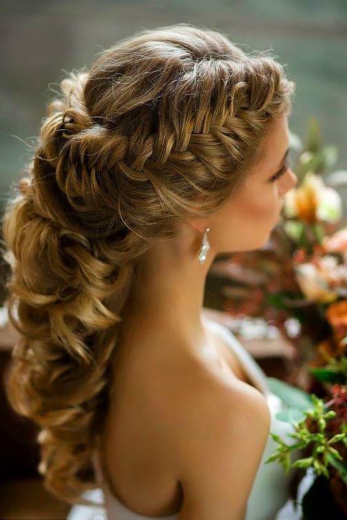 Creative And Unique Wedding Hairstyles ❤ See more: www.weddingforwar... #weddi...