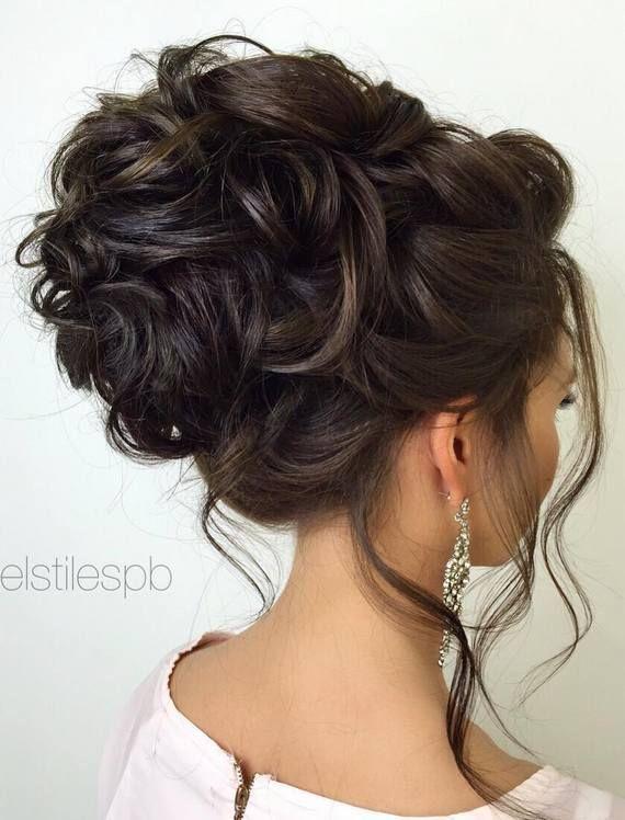 Elstile wedding hairstyles for long hair 64 - Deer Pearl Flowers / www.deerpearl...