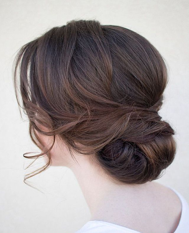 Every detail counts when you're looking for a wedding hairstyle. Whether that...