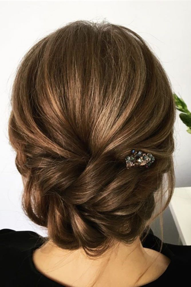 Gorgeous Wedding Hairstyles for Medium Hair ★ See more: lovehairstyles.co....