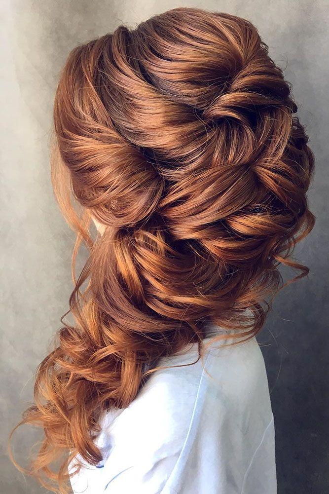Half Up Half Down Wedding Hairstyles Ideas ❤ See more: www.weddingforwar... #w...