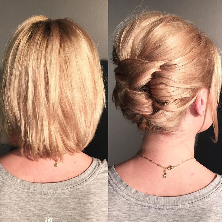 Image result for wedding hairstyle for thick bob cut