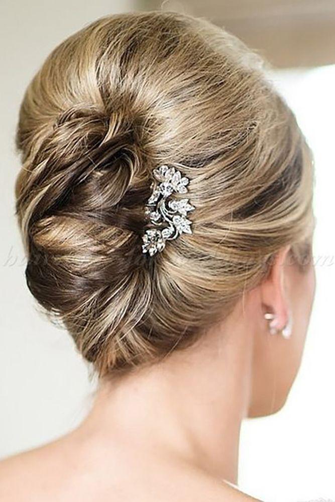 Mother Of The Bride Hairstyles ❤ See more: www.weddingforwar... #weddings