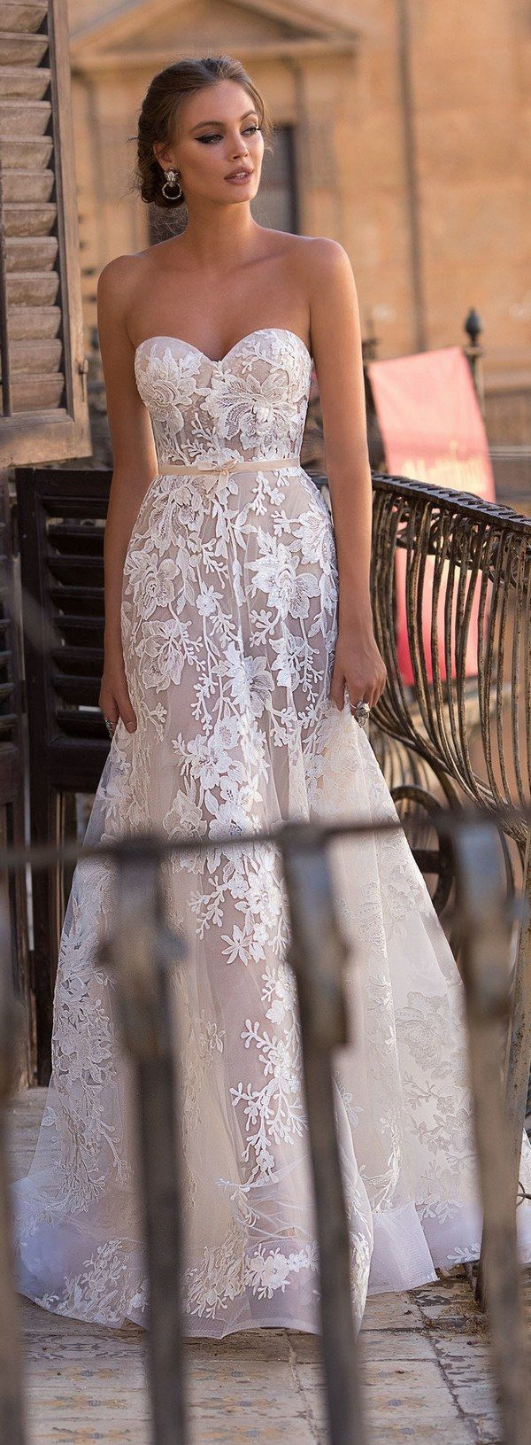 MUSE by Berta Sicily Wedding Dresses 2018 #weddingdress #wedding #bride #dress #...