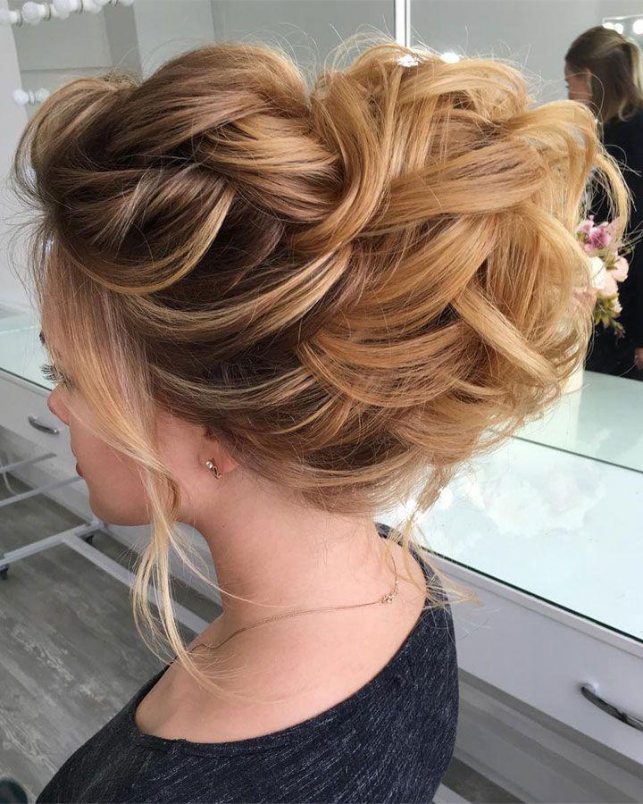 The best hairstyles | Bridal updo | fabmood.com #weddinghair #harido updo hairst...