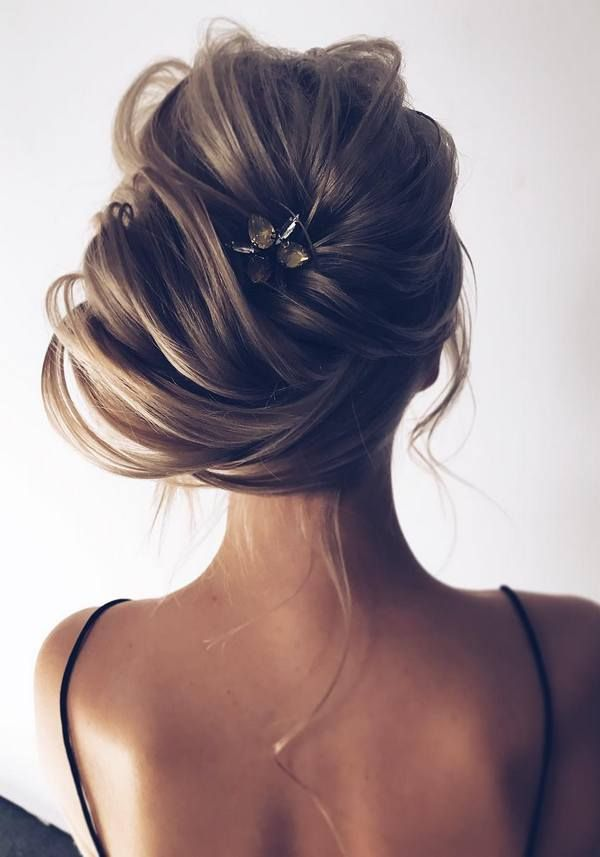 Tonyastylist Wedding Updo Hairstyles / www.deerpearlflow...