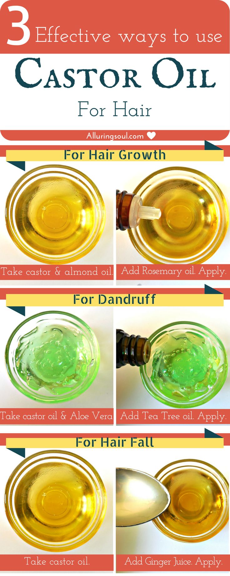 Castor Oil Hair Mask is great for all your hair woes as it has all the essential...