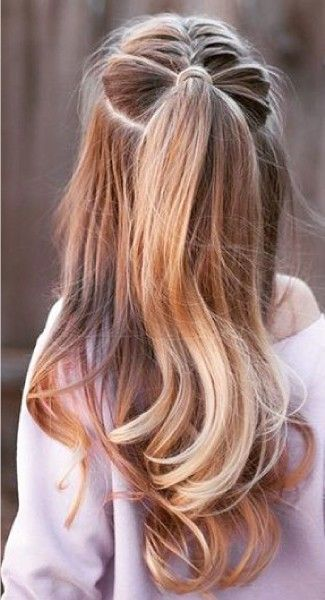 cool Easy Back To School Hairstyles - Looking for Hair Extensions to refresh you...