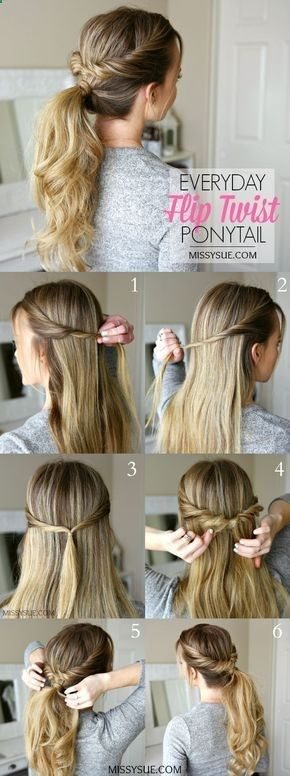 Ponytails are such a great go-to hairstyle. They're quick, easy, and get all o...
