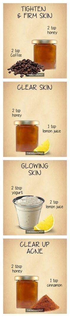 2 ingredient face mask