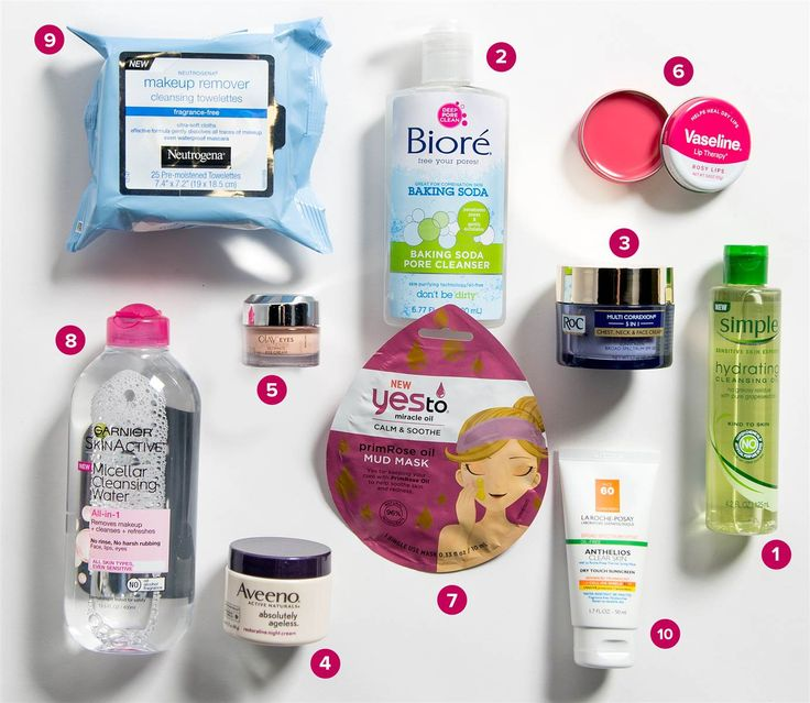 Beauty Awards: Best drug store skin care products