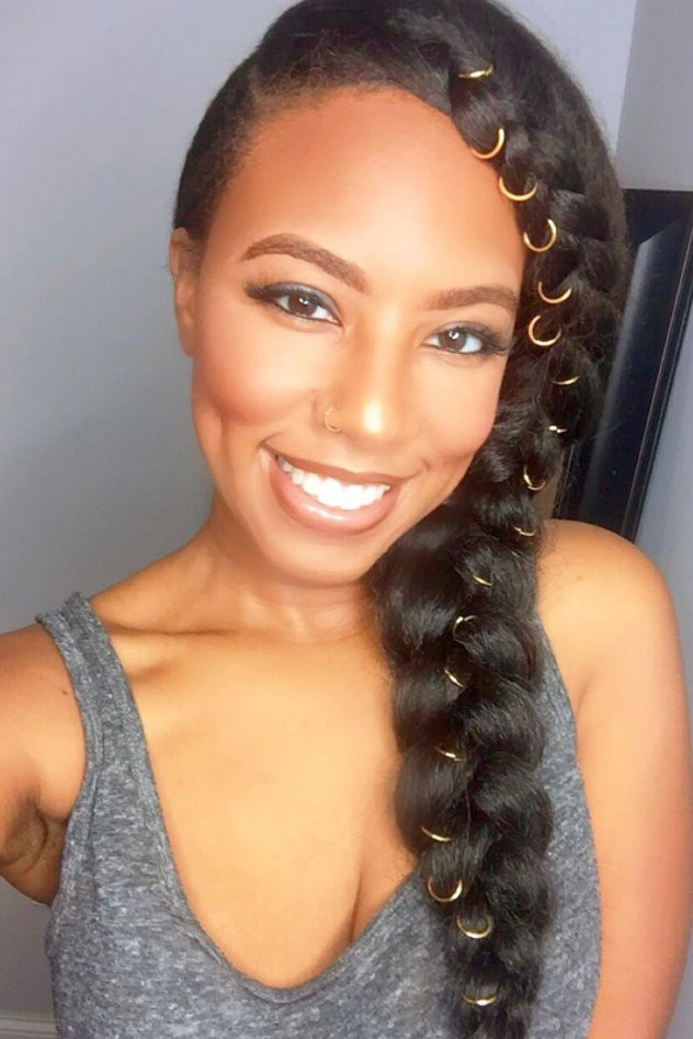 Black Girl-Approved Hair Accessories   - 17 Screenshot-Worthy Hairstyles That In...