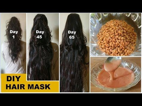 Grandma's SECRET Recipe for DOUBLE Hair growth, Grow Long Hair with Fenugree...