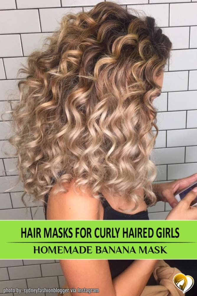 Homemade Hair Products for Curly Hair ★ See more: lovehairstyles.co...