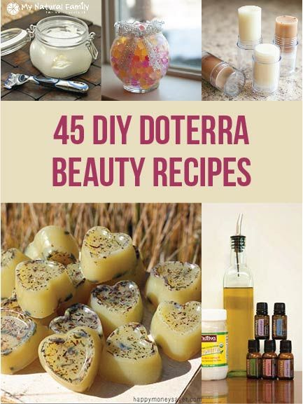 It's so easy and economical to make up these DIY beauty doTERRA recipes. You...
