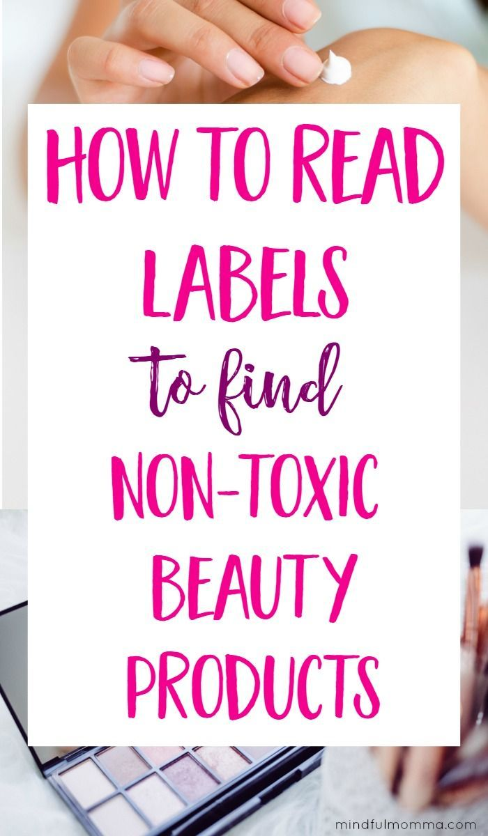 Learn how to research and identify natural, non-toxic beauty and personal care p...