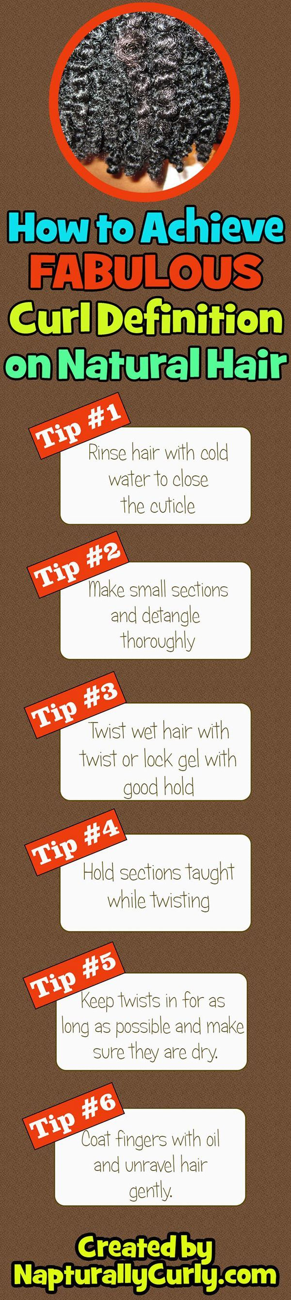 Make your curls stand out by making them super defined with these tips. - If you...