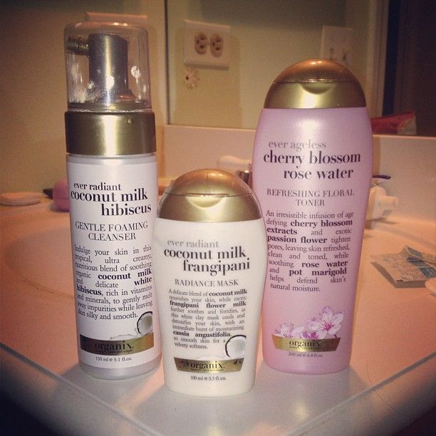 Organix Products: These shampoos work great! I have thick curly hair and this sh...