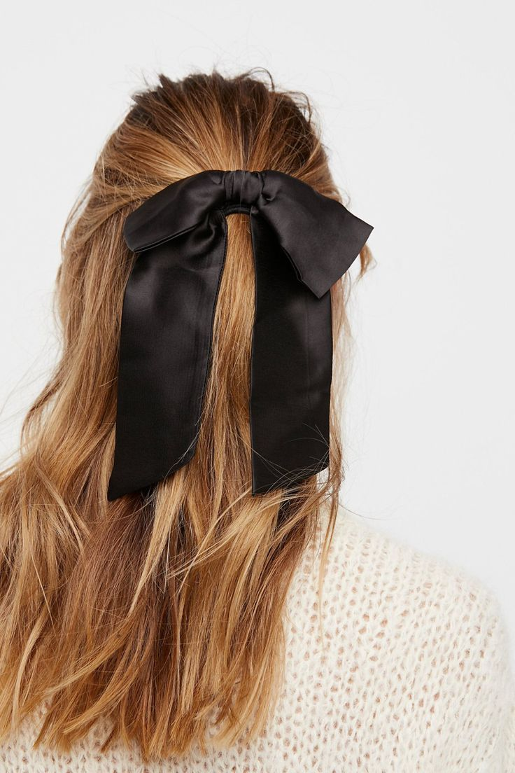 Social Butterfly Silky Bow | Free People