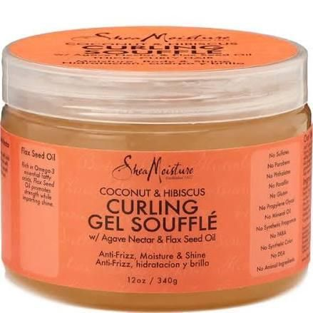 Specifically developed for thick, curly hair, Shea Moisture's Coconut & Hibi...
