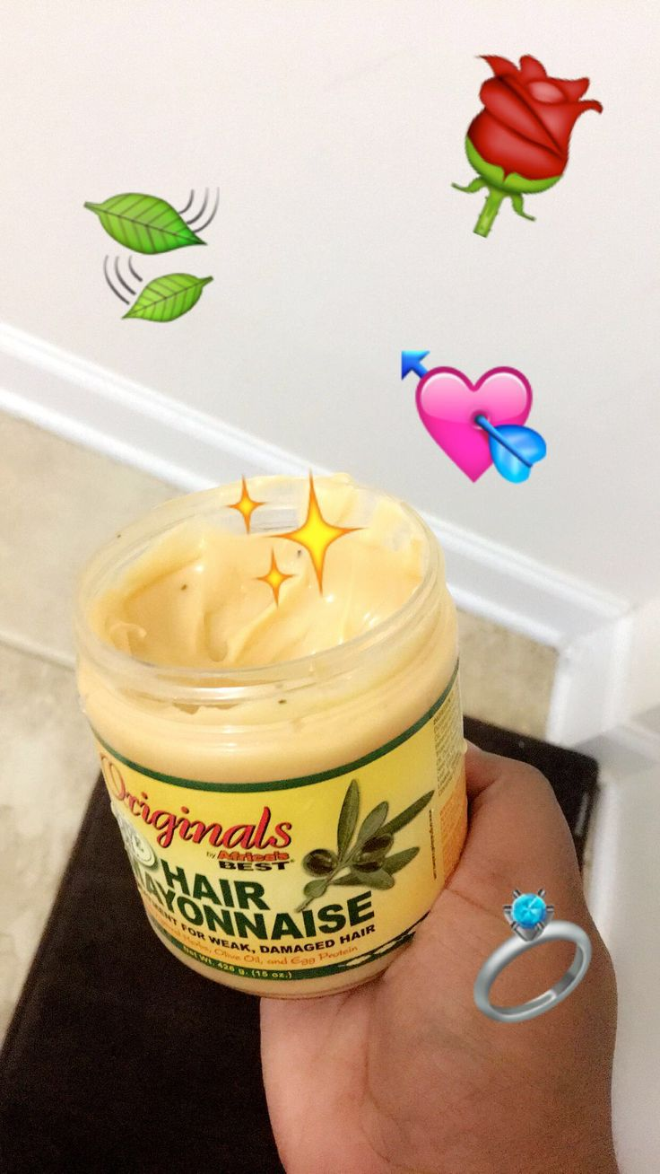 This deep hair treatment is very good and after you deep treat, you can leave a ...
