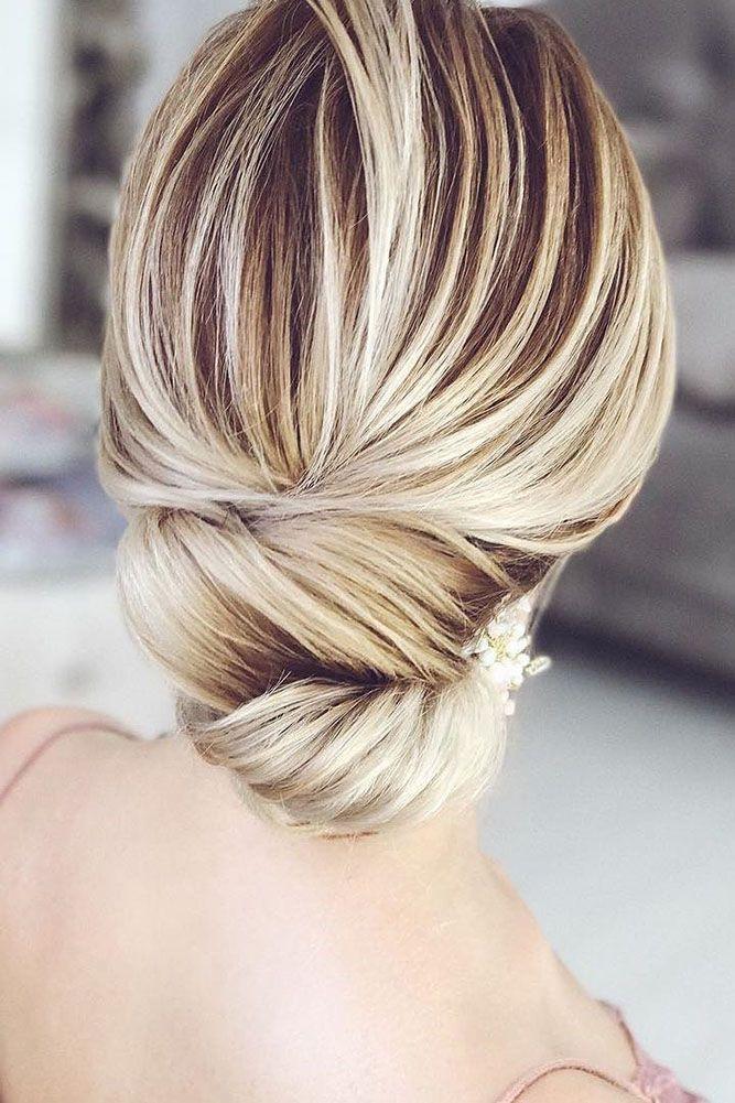 Top Wedding Updos For Medium Hair ❤ See more: www.weddingforwar... #weddings