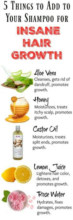 Use these for hair growth.