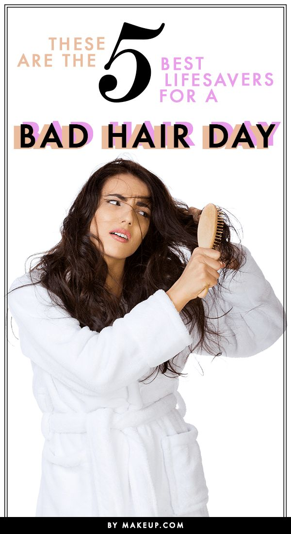 A bad hair day is not a death sentence. Show your mane who's boss with these f...