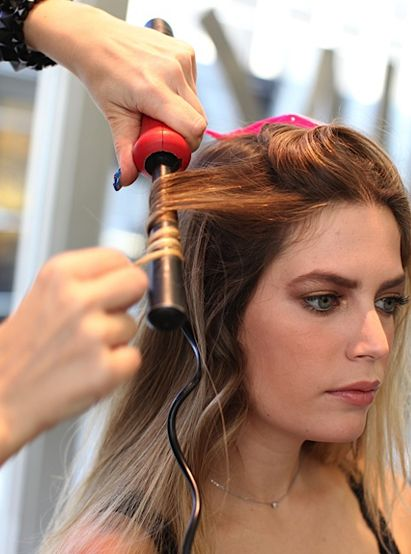 Beach waves. An effortless-looking hairstyle that looks good on just about every...
