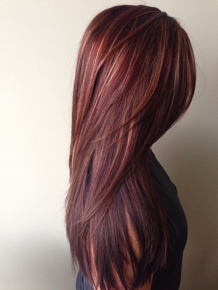 Beautiful cut and color.