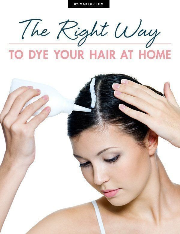 Good a good hair dye job at home can be done if you know how to do it. Look like...
