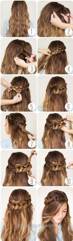Great Braided hairstyles can make you look charming and fabulous. There are many...