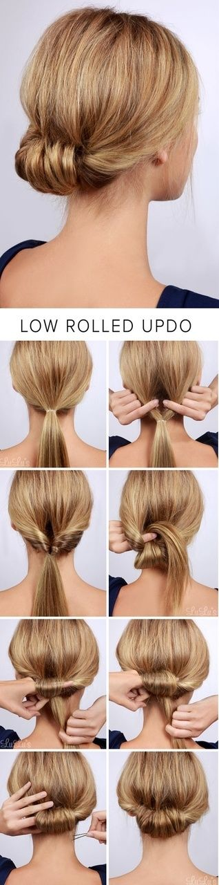 hair, hairstyle, and diy