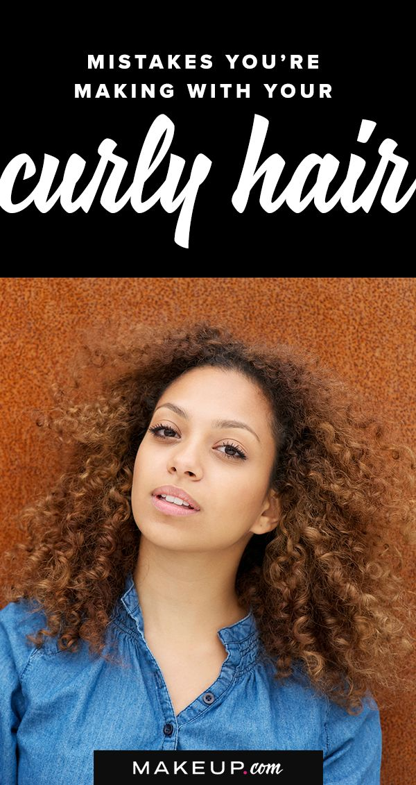 Having a head full of beautiful curls is an amazing thing, but curls can also be...