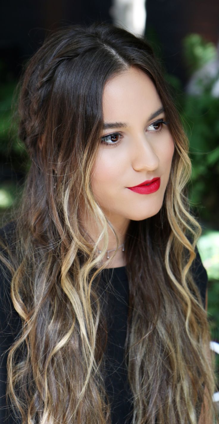 Hunt for Styles' boho glam look for summer featuring Infallible Pro-Matte Gl...