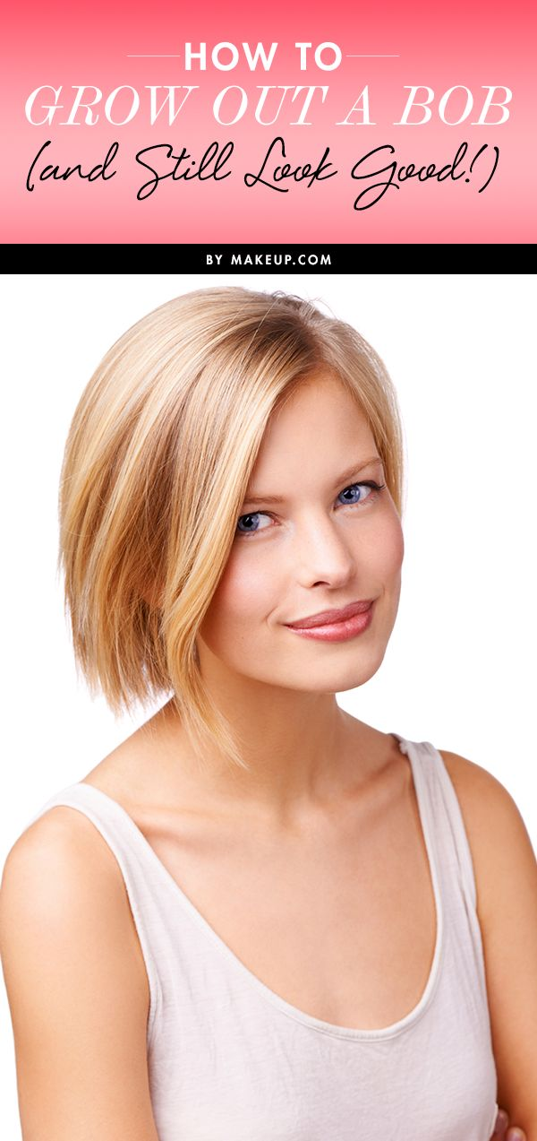 If you took the plunge and got a bob haircut, but want to grow it out, you can (...