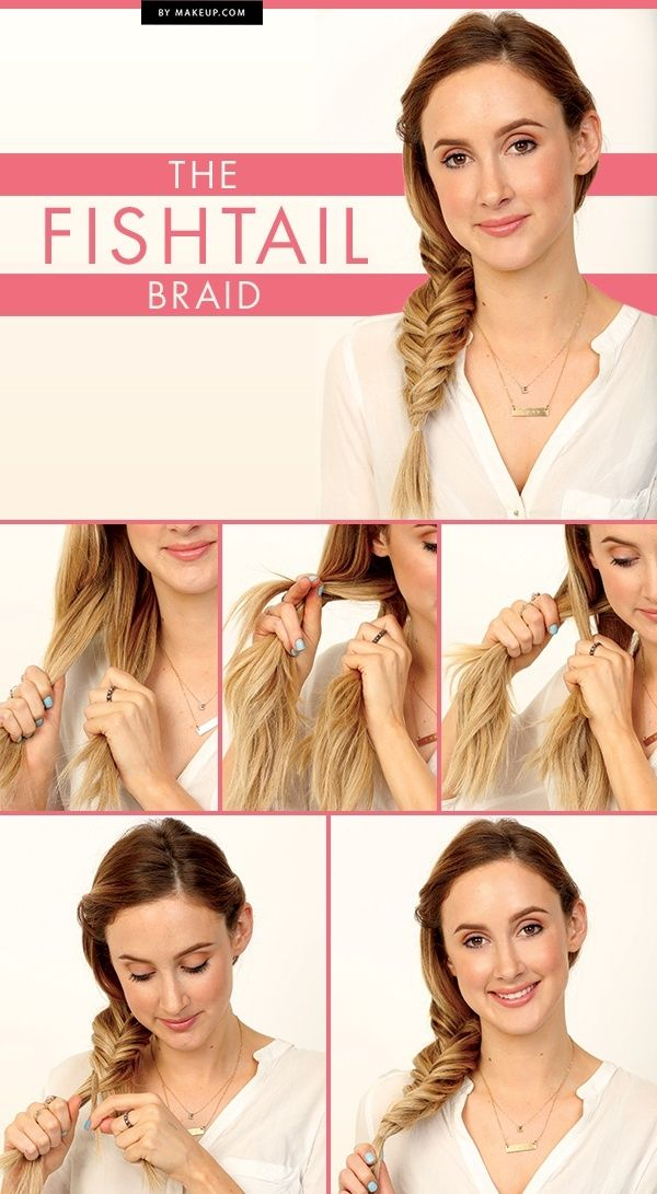 If you're an expert at the French braid and the 3 strand braid, then try thi...