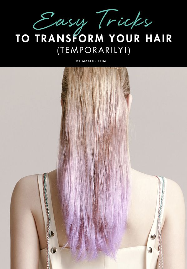 Is there a hairstyle or bold color you've been wanting to try but are too sc...