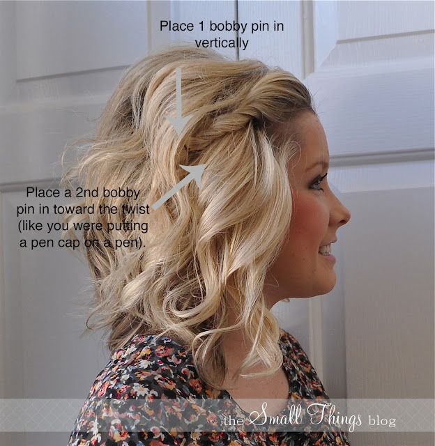 LOVE her blog- she is adorable! I'm attempting this for work tonight:)