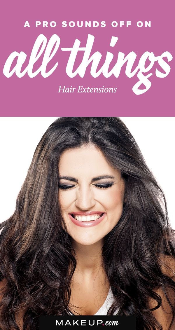 Most women have either thought of getting hair extensions, or are a fan of them!...