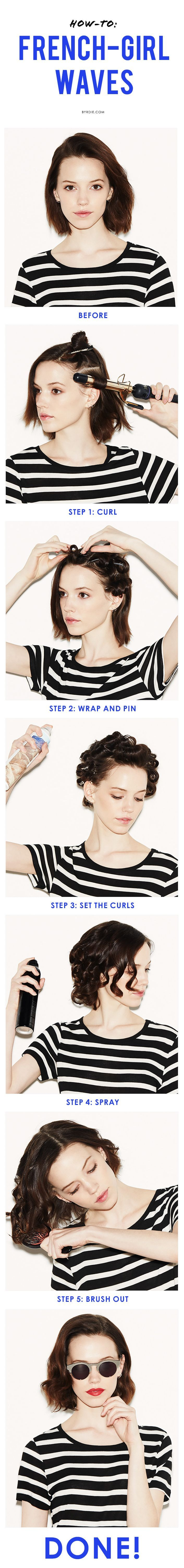 perfect for hair that's not naturally wavy...