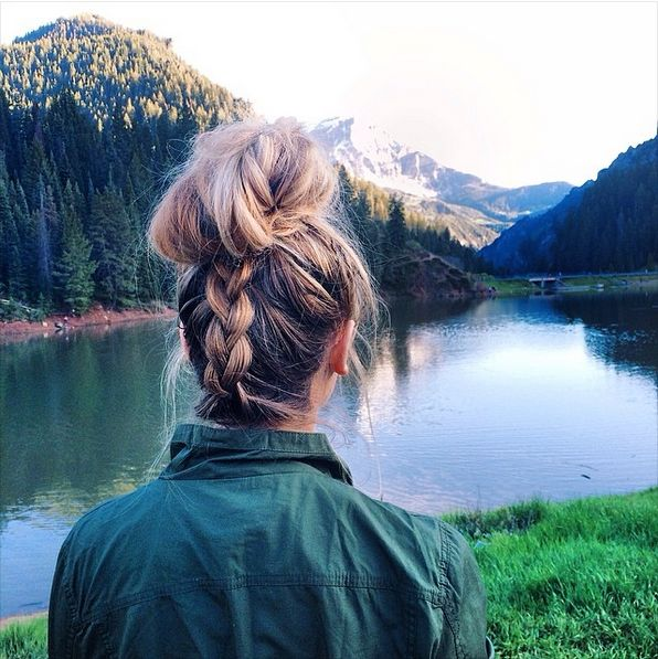 Something different to do with a braid.