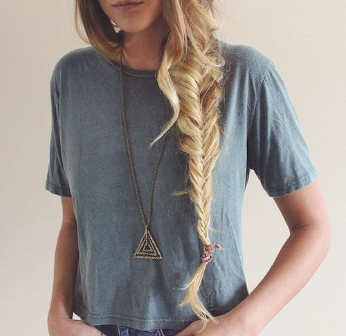 The perfect fishtail