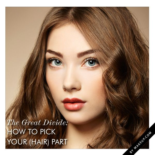 Though it's simple, a hair part can drastically change your hairstyle. When ...
